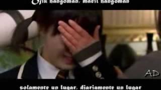 BBF Something happened to my heart (Sub Español)