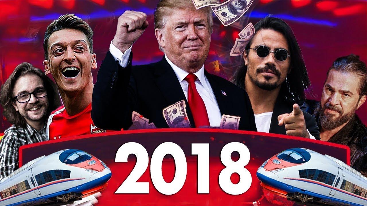 3 DAKİKADA 2018'DE YAŞANAN GARİP OLAYLAR