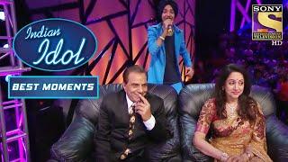 Devender ने अपनी यह Performance की Dharmendra और Hema जी को Dedicate! | Indian Idol | Best Moments