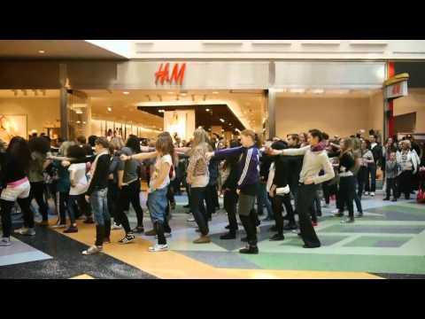 "Official ""Hand aufs Herz"" Flashmob Video & DANCEWORKS berlin"