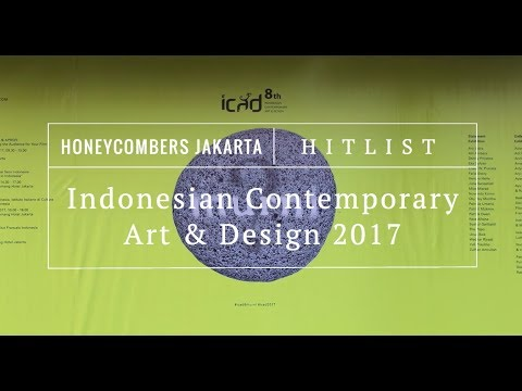 Honeycombers Jakarta Hitlist: Indonesian Contemporary Art and Design 2017