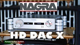 nAGRA Audio Launch NEW HD DAC X Ultra High End HiFi DAC #WOW