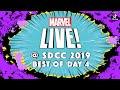 Best of Marvel @ SDCC 2019! Day 4