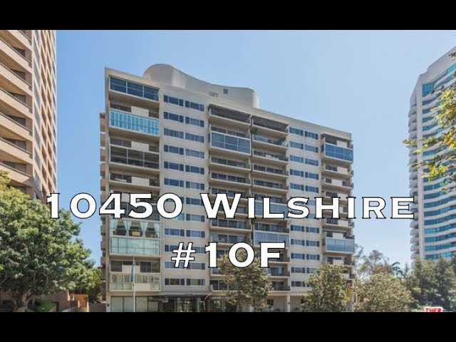 10450 Wilshire Blvd #10F, Los Angeles CA 90024