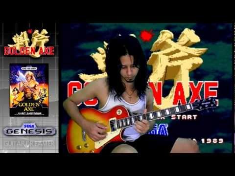 Golden Axe - Wilderness (GD Remix)