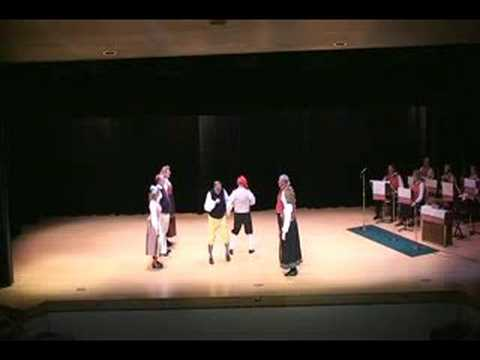 swedish clap dance