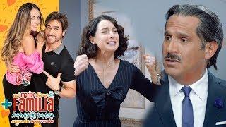 ¡Susana está harta de Pancho!  | Mi marido tiene más familia - Televisa