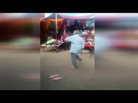 El baile viral de un sexagenario en Bolivia
