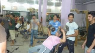Haroon gym club Daska{Sialkot}Pak