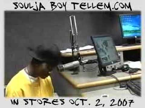 Soulja Boy Tellem - Countdown to Takeover - Booty Meat