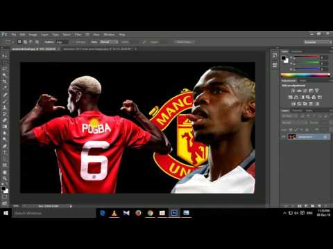 How to Remove Text from Image in Photoshop Bengali Tutorial {Updated} 16-01-17
