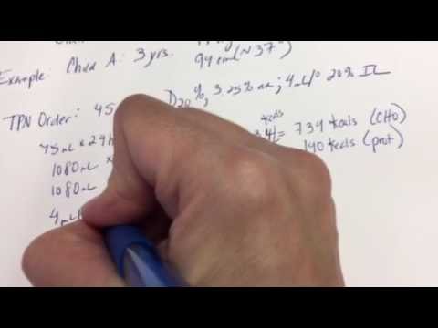 How to Calculate What a TPN - YouTube