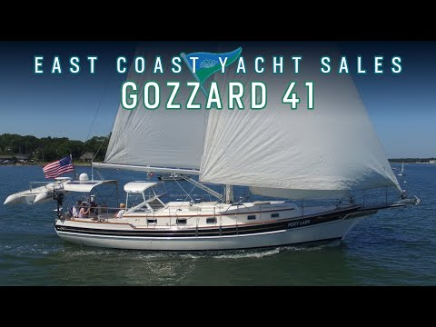 Gozzard 41 FOR SALE