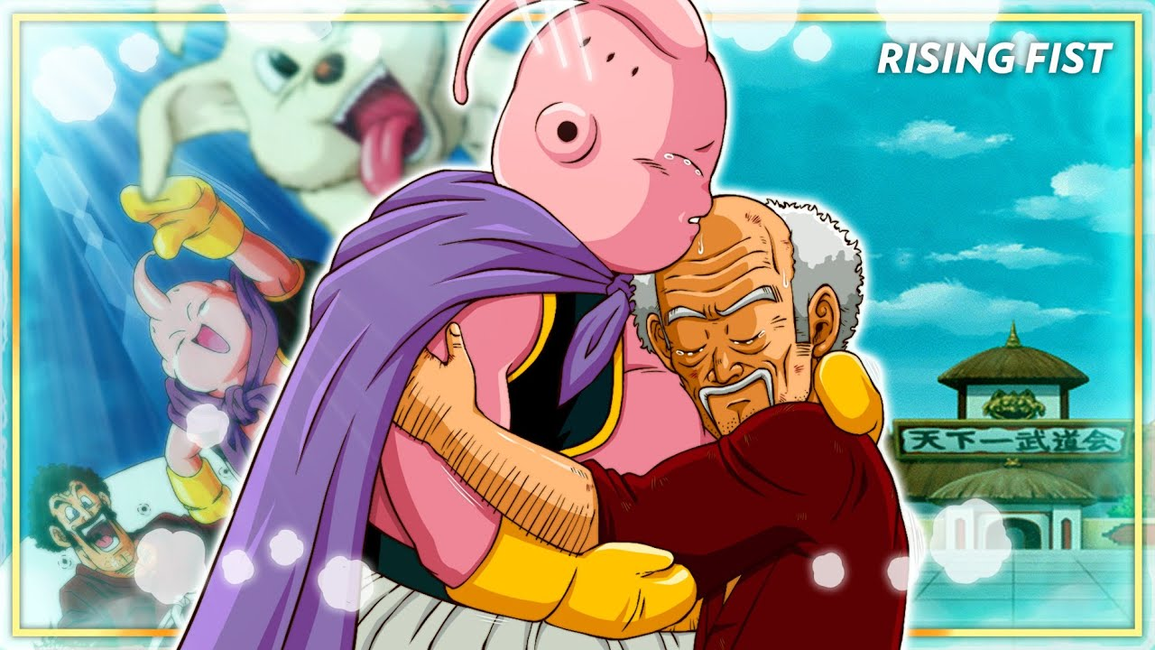 Mr. Sātan's FINAL Moments with Buu   Full Story