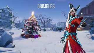Krampus Fortnite Skin Review