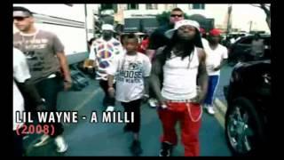 Lil Wayne - A Milli VS. N1NT3ND0 ft. Крестная Семья - Отмели / Кто первый?