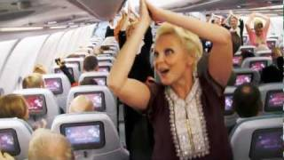 Surprise Dance on Finnair Flight to celebrate India's Republic Day thumbnail