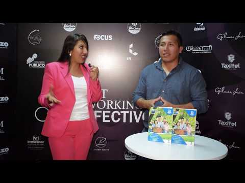 Evento Networking Efectivo / Entrevista Exclusiva A Wilber Encinas - Grupo Gescon