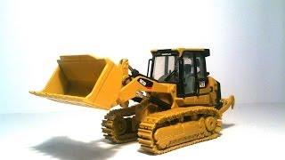 REVIEW CAT 963D track loader - Norscot n.55194