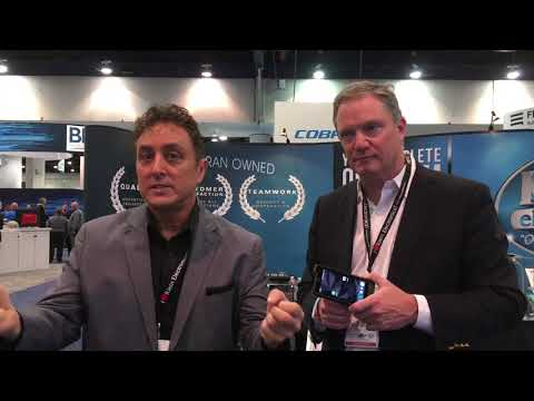 Klein Electronics and Sonim Technologies at IWCE 2019