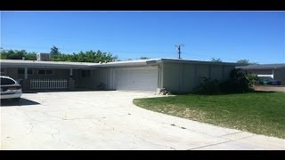 Ugly House 4 Sale Handy Mans Special In Lancaster California At 1032 W Avenue J 13 Lancater CA 93534