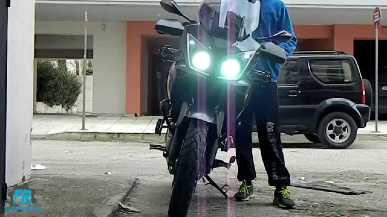 Starting A  Suzuki Dl