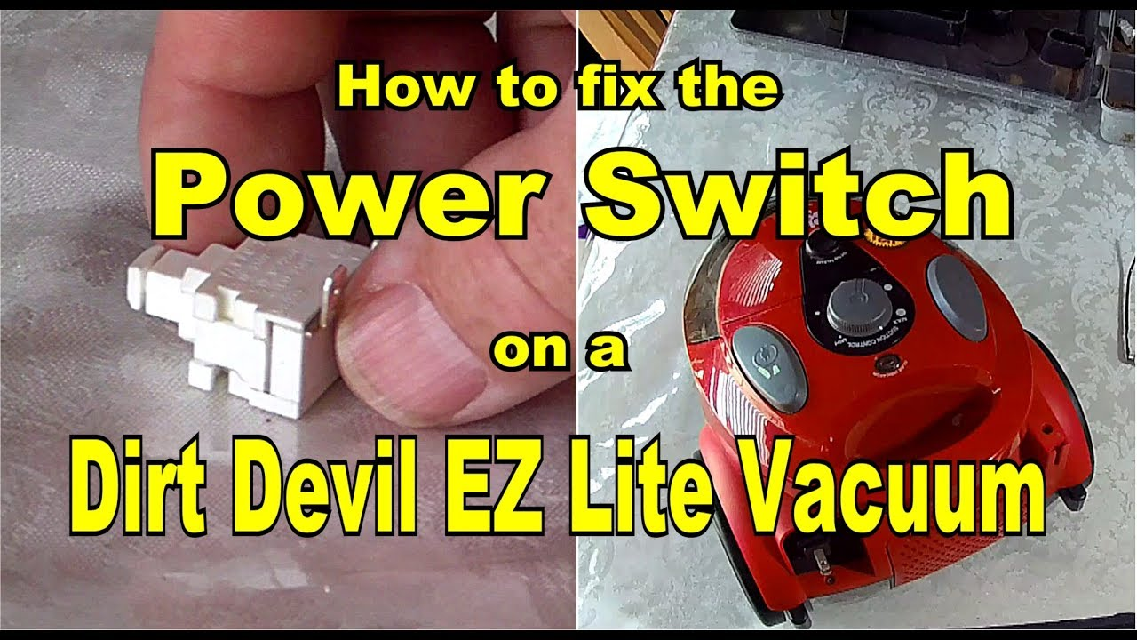 Repair Or Replace The Switch