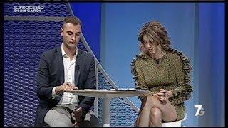 Giorgia Palmas - Elena Barolo - Il Processo di Biscardi - 07-05-18