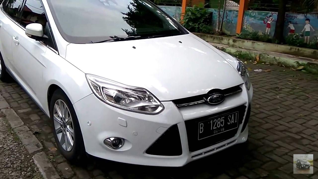 2013 ford focus sedan 2 0 titanium start up in depth review indonesia part 1