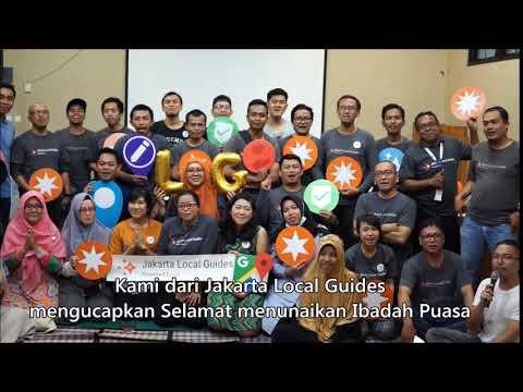 Kami dari Jakarta Local Guides mengucapkan selamat menunaikan Ibadah Puasa