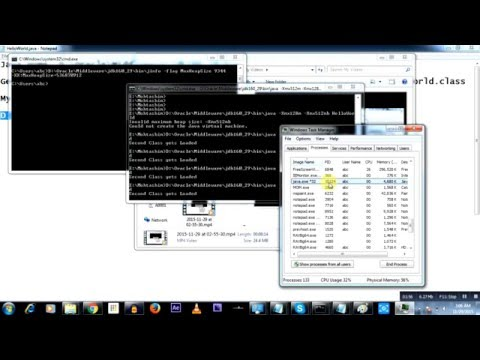 Secrets Of JVM - How Java Virtual Machine Works - Basic Class Loader Tutorial