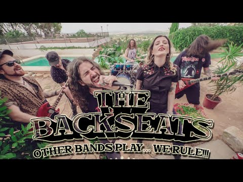 The Backseats - Delivering the goods (Judas Priest cover)