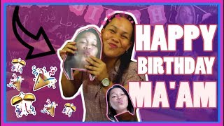 KALOKALIKE NI MAAM+HAPPY BIRTHDAY LUMPIA BABIEZ VLOG (PHILIPPINES)