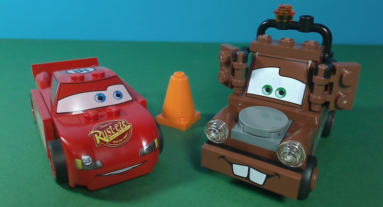 Lego Mater Cars