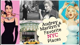 A Very Girly Tour Of New York City & Audrey Hepburn Filming Locations!