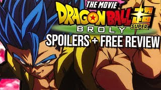 Dragon Ball Super Broly Review || The Movie We've Always Wanted! (Non-Spoilers + Spoilers)