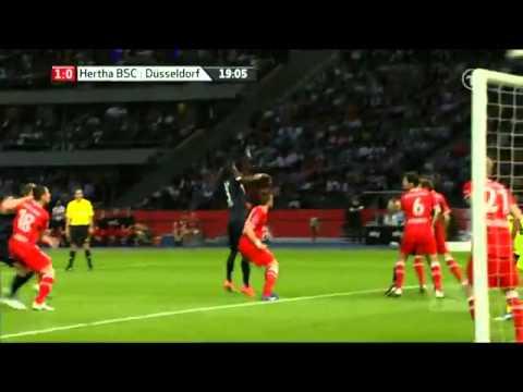 Hertha BSC Berlin - Fortuna Düsseldorf (1-0) Roman Hubnik - Relegation - 10-05-2012