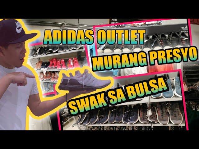 ADIDAS OUTLET SALWA ROAD QATAR. MABABANG PRESYO SOLID. - YouTube