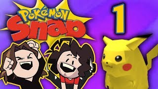 Pokemon Snap: Snappin' Some Shots - PART 1 - Game Grumps