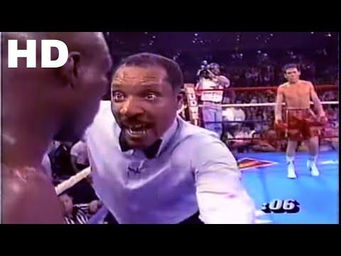 """Julio César Chavez vs. Meldrick """"TNT"""" Taylor"""