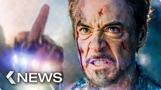 Scorsese disst Avengers, John Wick: Ballerina, Jared Leto vs Joker... KinoCheck News