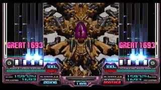 song:卑弥呼 Artist:朱雀 VS 玄武 bpm:82-185 beatmania IIDX 16 EMPRES...