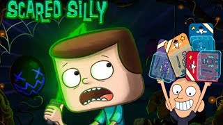 Clarence: Scared Silly - Find The Toys In Clarence's Spooky House (Cartoon Network Games)