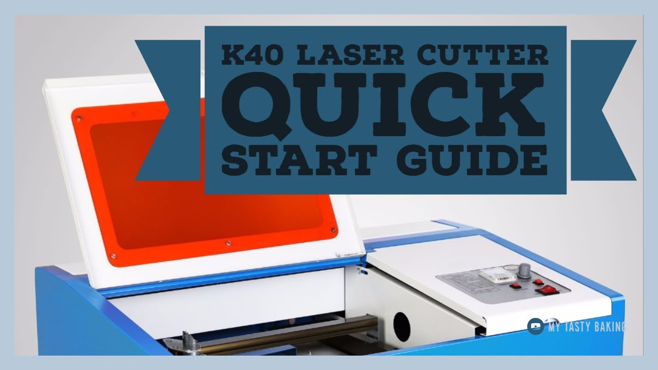K40 laser cutter software