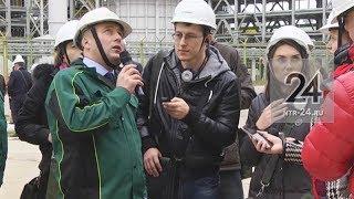 Московские журналисты посетили «ТАНЕКО»