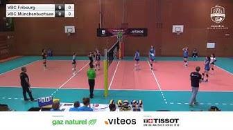 M23 - Semis: VBC Fribourg - VBC Münchenbuchsee