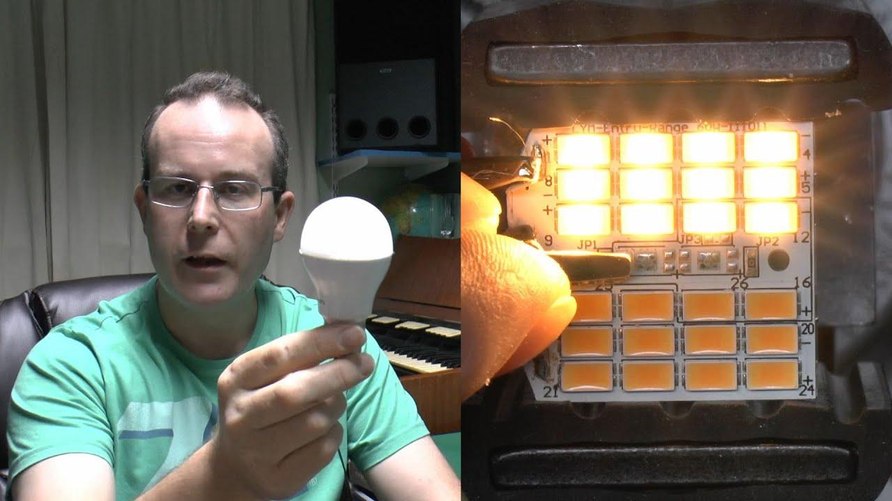 Philips led lamp 95w teardown youtube parisarafo Choice Image