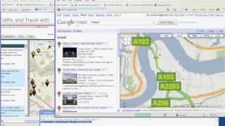 Bing Maps vs Google Maps: zooming