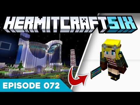 Hermitcraft VI 072 | FINDING THE FIRST FLAG?!  | A Minecraft Let's Play