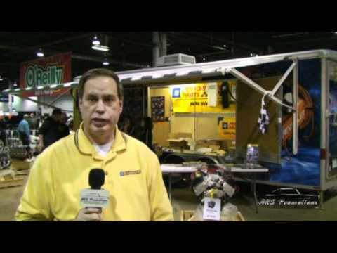Crate Engine Depot at World of Wheels 2011 Chicago